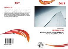 Bookcover of IMAM Ro.58