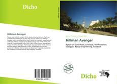 Bookcover of Hillman Avenger