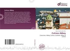 Capa do livro de Culross Abbey