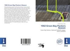 Copertina di 1962 Green Bay Packers Season