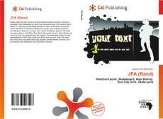 Couverture de JFA (Band)