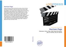 Bookcover of Harrison Page