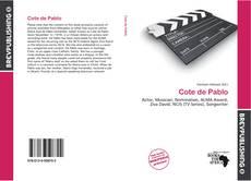 Cote de Pablo kitap kapağı