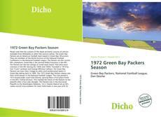 Обложка 1972 Green Bay Packers Season