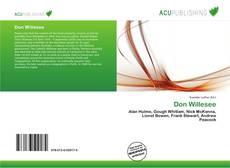 Capa do livro de Don Willesee