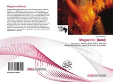 Magazine (Band) kitap kapağı