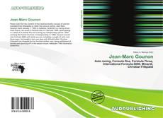Bookcover of Jean-Marc Gounon