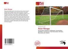 Capa do livro de Asier Riesgo