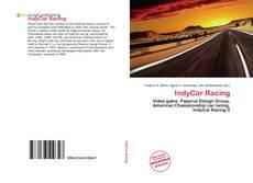 Capa do livro de IndyCar Racing