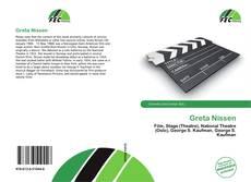 Bookcover of Greta Nissen