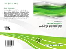 Bookcover of Evan Adermann