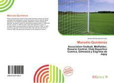 Marcelo Quinteros kitap kapağı