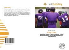 Capa do livro de Andy Coen