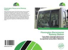 Bookcover of Flemington Racecourse Railway Station