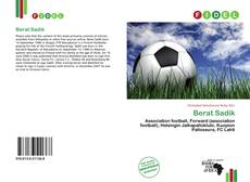 Capa do livro de Berat Sadik