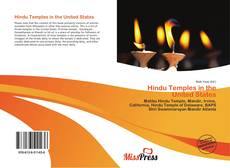 Bookcover of Hindu Temples in the United States