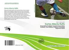 Capa do livro de Carlos Alberto Raffo
