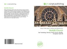 Portada del libro de Berkåk Church