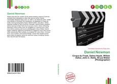 Buchcover von Daniel Newman