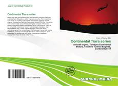 Bookcover of Continental Tiara series