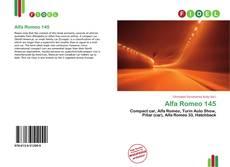 Alfa Romeo 145的封面