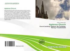 Обложка Agdenes Church