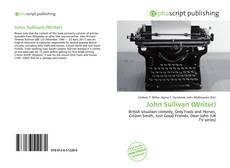 Bookcover of John Sullivan (Writer)