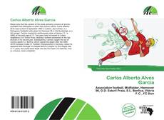 Capa do livro de Carlos Alberto Alves Garcia