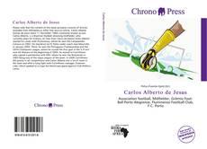 Capa do livro de Carlos Alberto de Jesus