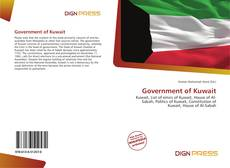 Bookcover of Government of Kuwait