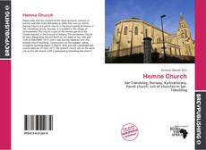 Bookcover of Hemne Church