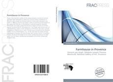 Farmhouse in Provence kitap kapağı