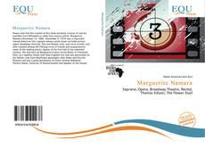 Capa do livro de Marguerite Namara