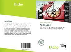 Buchcover von Anne Nagel