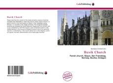 Buchcover von Buvik Church
