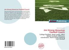 Copertina di Jim Strong (American Football Coach)