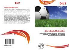 Christoph Metzelder kitap kapağı