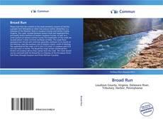 Bookcover of Broad Run