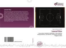Buchcover von Leonel Ríos