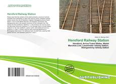 Bookcover of Hereford Railway Station