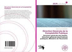 Couverture de Direction Générale de la Comptabilité Publique