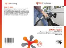BMW X3 (E83)的封面