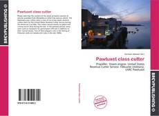 Capa do livro de Pawtuxet class cutter