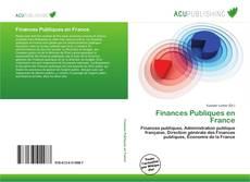 Couverture de Finances Publiques en France