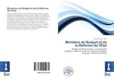 Couverture de Ministère du Budget et de la Réforme de l'État