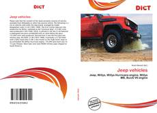Bookcover of Jeep vehicles
