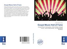 Portada del libro de Gospel Music Hall of Fame