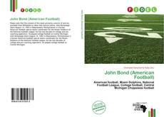 John Bond (American Football) kitap kapağı