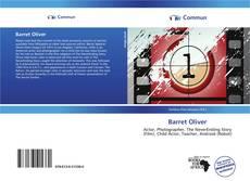 Borítókép a  Barret Oliver - hoz