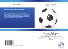 Bookcover of José Luis Rodríguez (footballer)